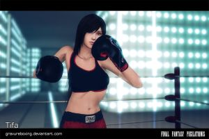 Pugilationis - Tifa by gravureboxing