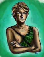 Jeremy Sumpter - Peter Pan by Michi1223