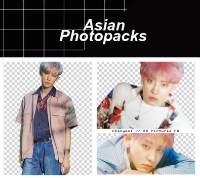 Pack Png 086 // Chanyeol (EXO) (THE WAR). by xAsianPhotopacks