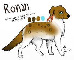 Ronan design collab on FP  SOLD by wolfhailstorm