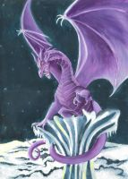 The First Dragon by juggalette57