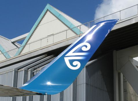Air New Zealand Winglet by GreenhandGraphics