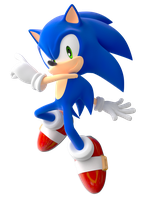 Sonic Generations (Modern Render) Upgraded 2 by FinnAkira