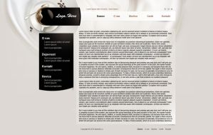 Coffee Website by Benjamin-Dandic
