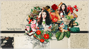 Wallpaper Seung Yeon by KwonLee