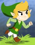 Run Link Run by solitaryzombie
