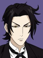 Claude Faustus by angelbelievers