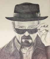Bryan Cranston by jokerproduct