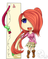 Bookmark by Goldfish-24-7