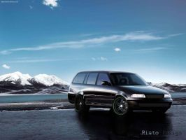 Opel Astra by RistoDesign