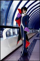 Lelouch Lamperouge: calotte by KoujiAlone