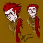 Reverse Jack Smiling by Chaos28561