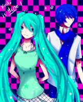 Vocaloid-Kaito is mine by Kohane-hime