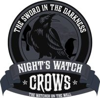 Night's Watch Crest by LiquidSoulDesign