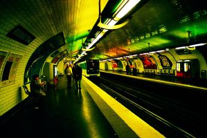 Subway by iustinian