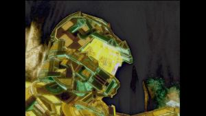 Master Chief Side-View of Head by AeRo04