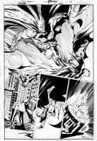 Batman issue 672 page 15 by JonathanGlapion
