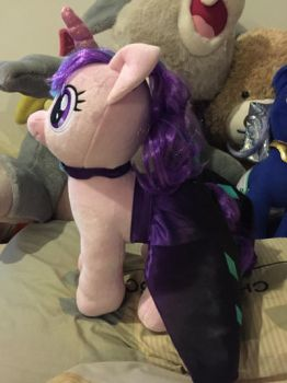 Build a bear Glimmy side  by angelicoreXX