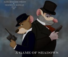 A Game of Shadows Contest Entry by ALS123