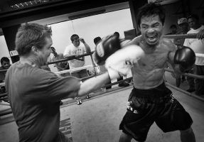 Manny Pacquiao by misternow