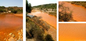 RED RIVER by gianf
