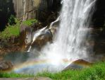 Of Waterfalls And Rainbows by war4yourmind