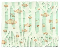 fish forest 2 by nawafiai