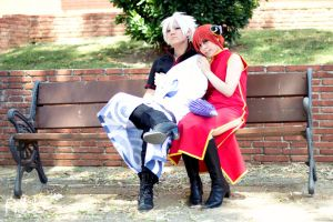 Gintama - Family. by AyaxSoundless