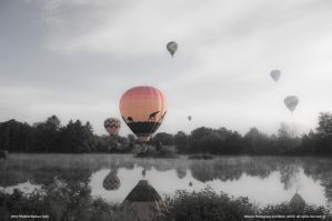 Six Balloons by GeraldII