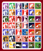 Some Icons Part 1 by AF1987