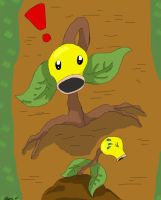 Request:  Bellsprout by Ikari-Fang