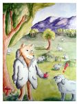 A Wolf in Sheep's Clothing by Icespectra