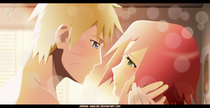 NaruSaku In Love by Jordan-Sanchez