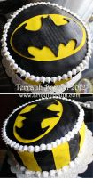 Batman Cake by Terrauh