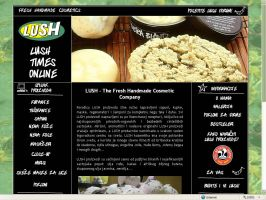 Lush.co.yu version 3.0 by iva-is-me