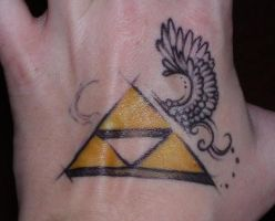 Triforce by WildJenmonster
