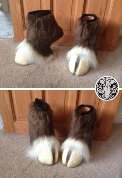 Hoof-Boots by FarukuCostumes