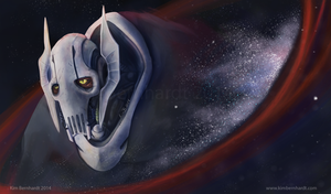General Grievous by phantos