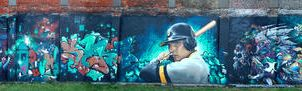 can it 2011 entire wall by smates