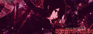 Cover Kirito SAO In Style C4D by Enabels