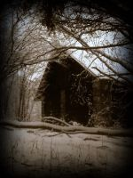 old barn by czmartin