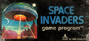 Steam Banner - Space Invaders Classic by Deathbymodding