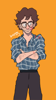 Will Graham by bispau