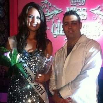 Me at the miss gib 2011 by McIntosh15989