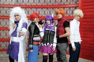Aquarion EVOL - Kimi ni shinwa by YumiAznable