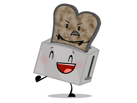 All Toasters Toast Toast by MatrVincent