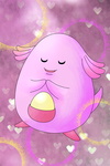 Chansey by hannz0rz