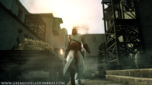 Assassin's Creed - Altair, mission in Jerusalem by josetemg