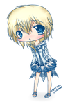 Chibi Namine -DreamPhantom Design- by Akariteachan