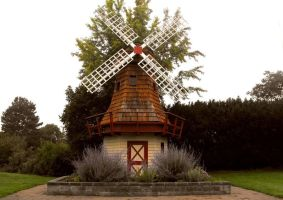 Oak Harbor: Windmill V by Photos-By-Michelle
